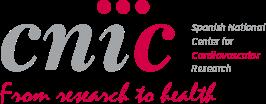 The Centro Nacional de Investigaciones Cardiovasculares Carlos III (F.S.P), CNIC -logo