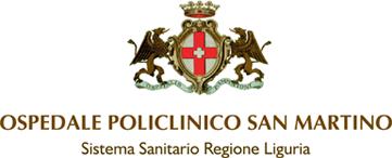 IRCCS Ospedale Policlinico San Martino, IRCCS -logo