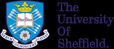 The University of Sheffield, USFD -logo